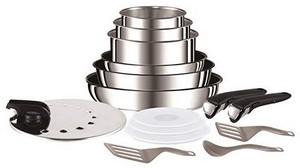 meilleur set de poêles et casseroles tefal ingenio