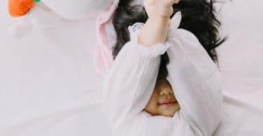 tour de lit tresse bebe